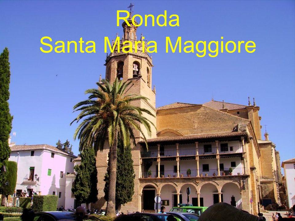 Ronda Santa Maria Maggiore
