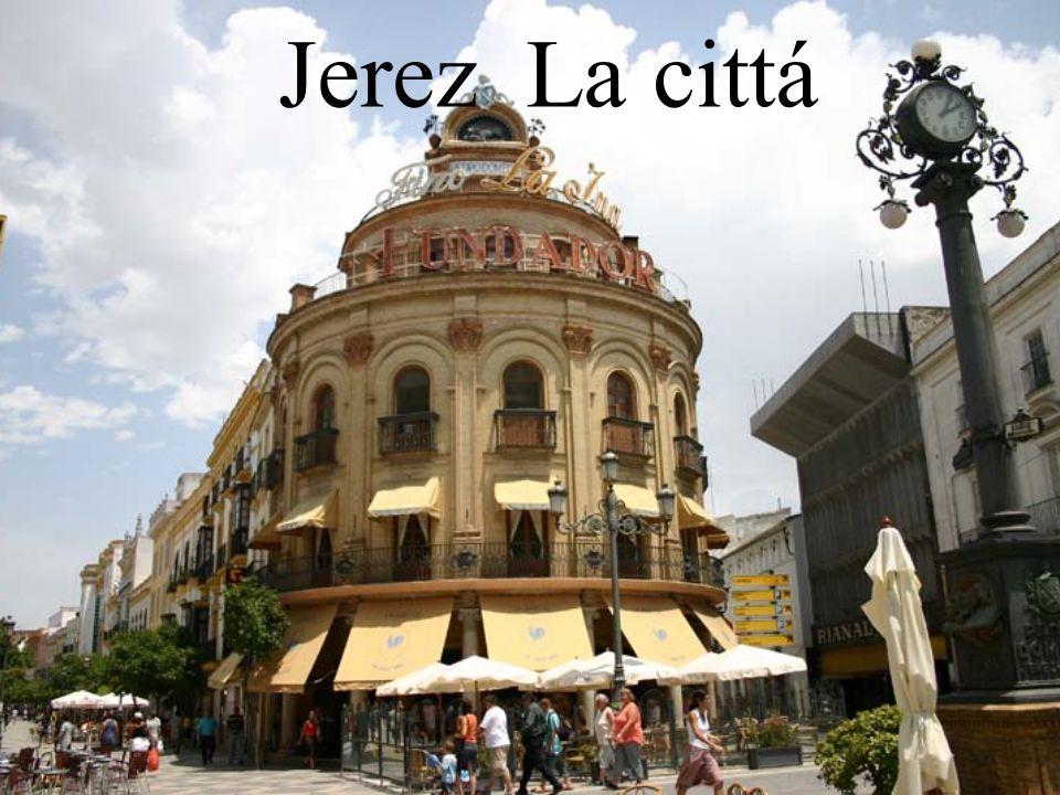 Jerez La cittá