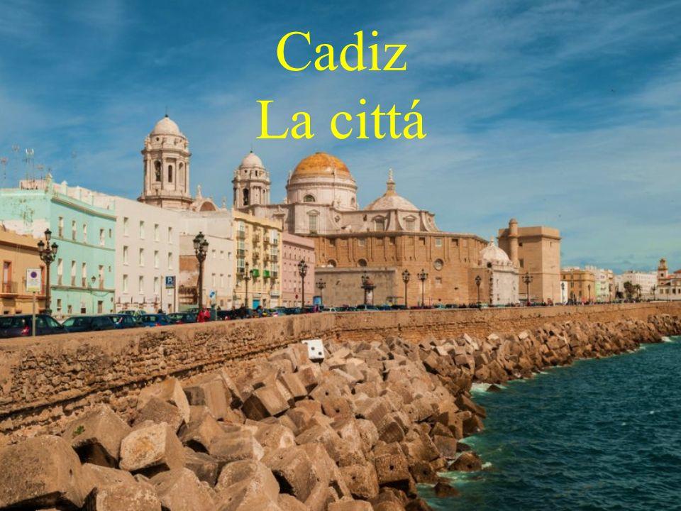 Cadiz La cittá