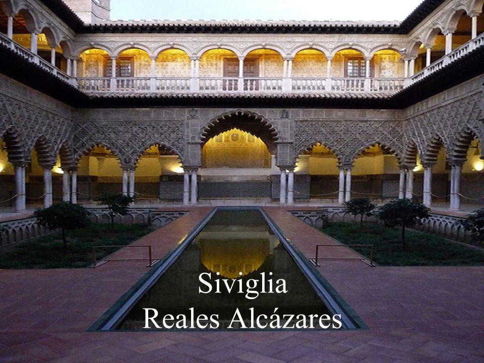 Siviglia Reales Alcázares