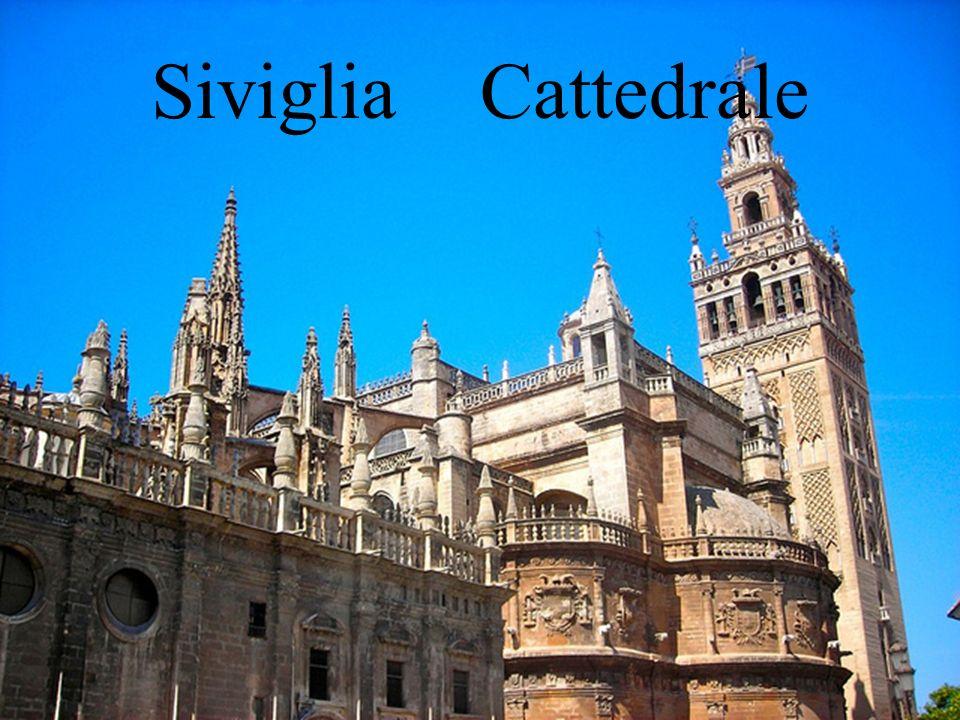 Siviglia Cattedrale