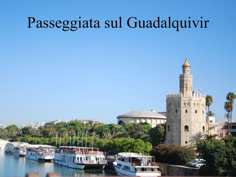 Passeggiata sul Guadalquivir