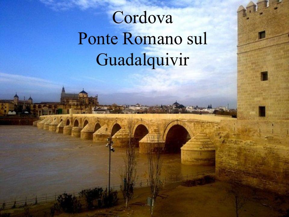 Cordova Ponte Romano sul Guadalquivir