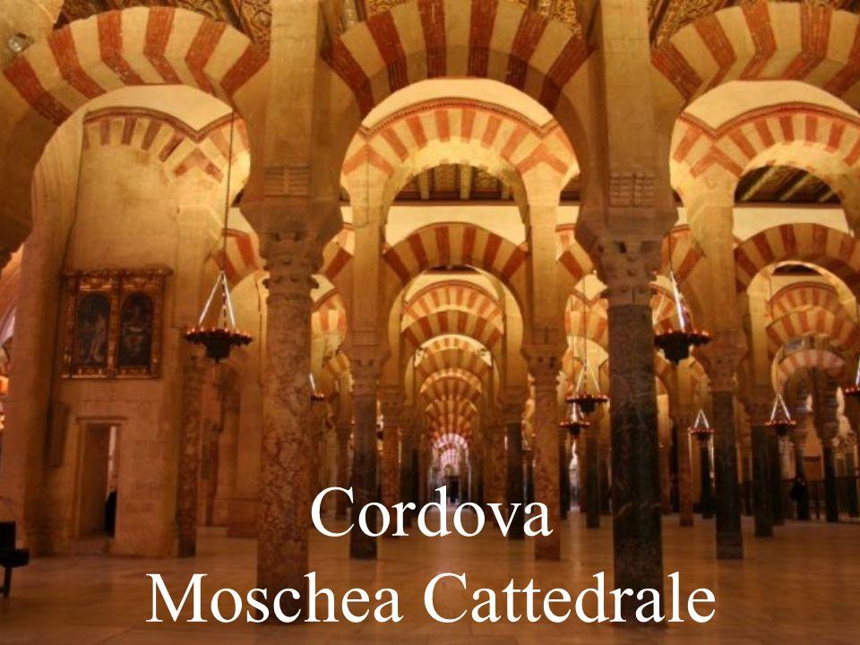 Cordova Moschea Cattedrale