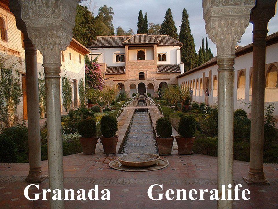 Granada Generalife
