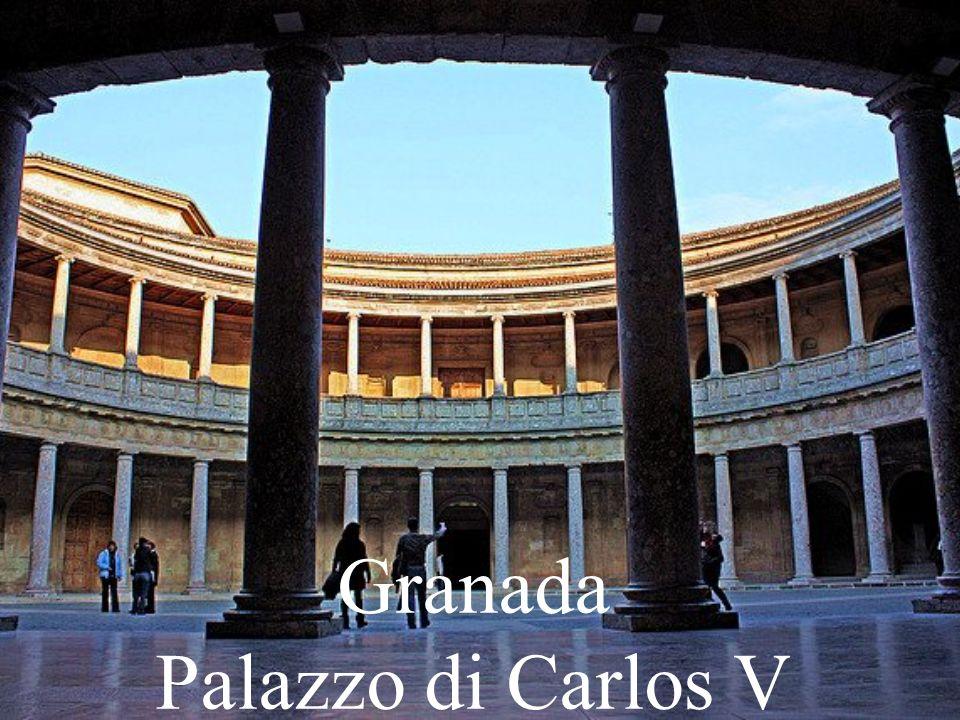 Granada Palazzo di Carlos V
