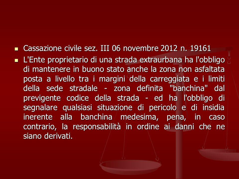 Cassazione civile sez.III 13 luglio 2011 n.