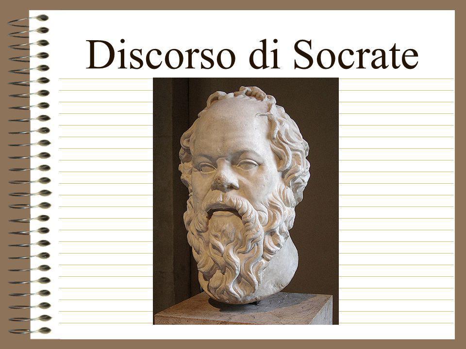 Discorso di Socrate