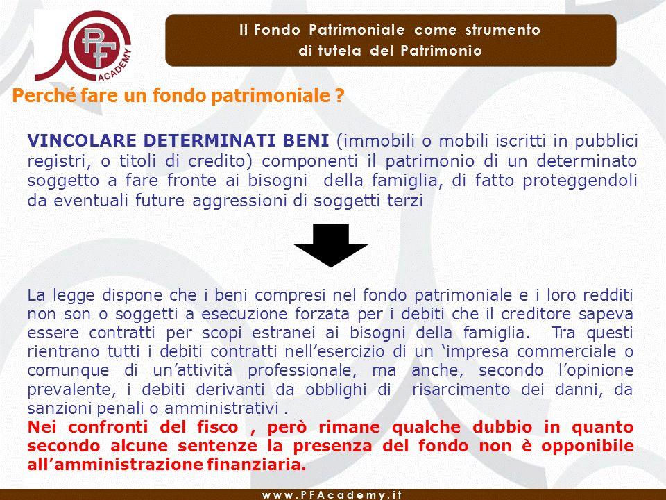 VINCOLARE DETERMINATI BENI (immobili o mobili iscritti in pubblici registri, o titoli di credito) componenti il patrimonio di un determinato soggetto