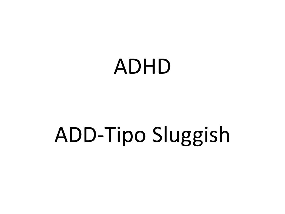 Aree deboli nellADHD Inibizione della risposta impulsiva Resistenza alla distraibilità Memoria Verbale di Lavoro Organizzazione e pianificazione