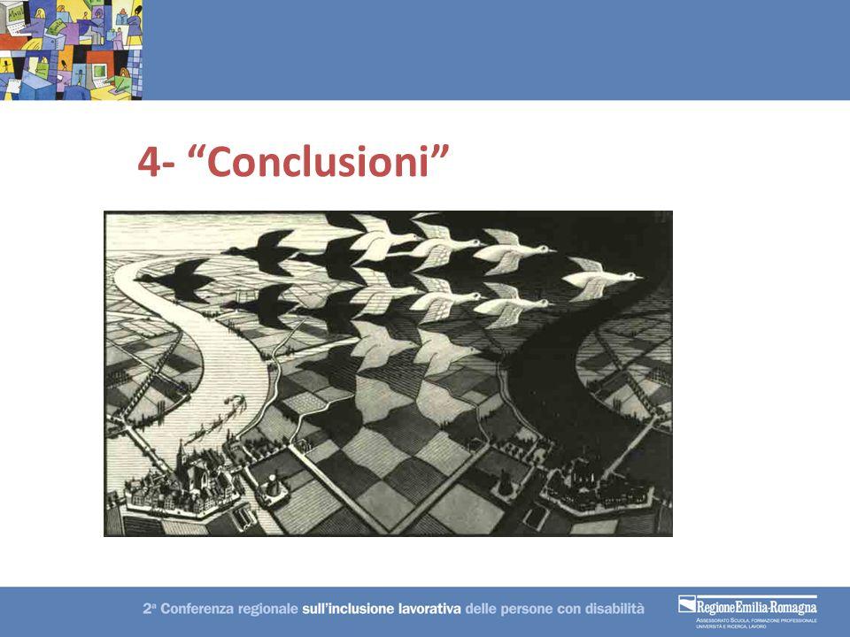4- Conclusioni
