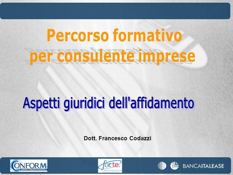 Dott. Francesco Codazzi