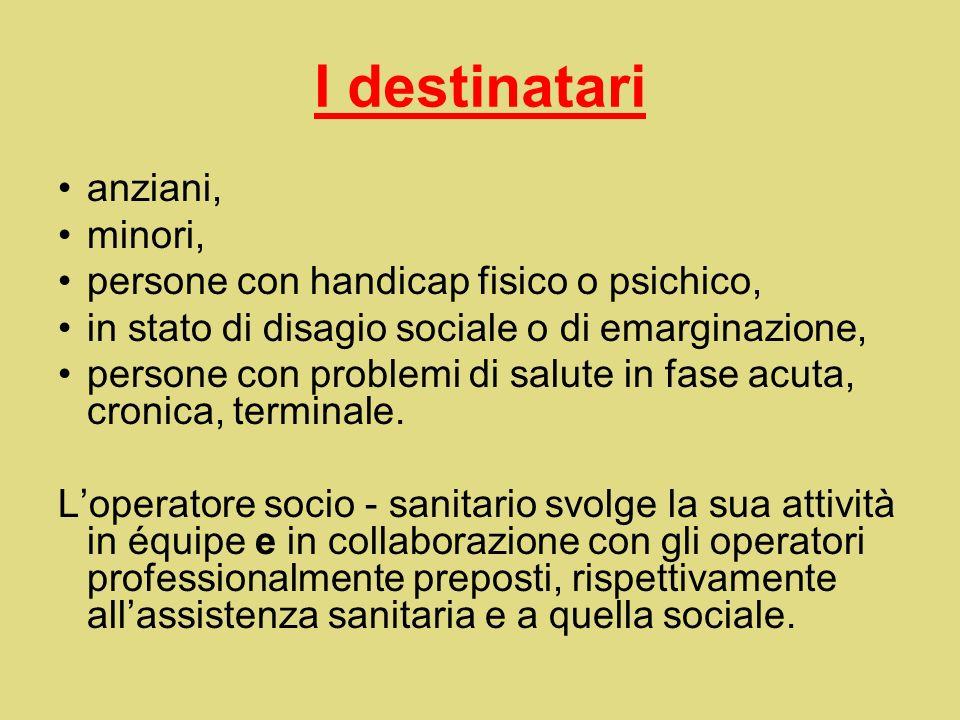 Figure Sanitarie non Mediche La Legge 10 agosto 2000, n.
