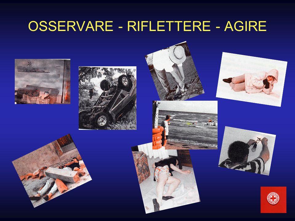 OSSERVARE - RIFLETTERE - AGIRE