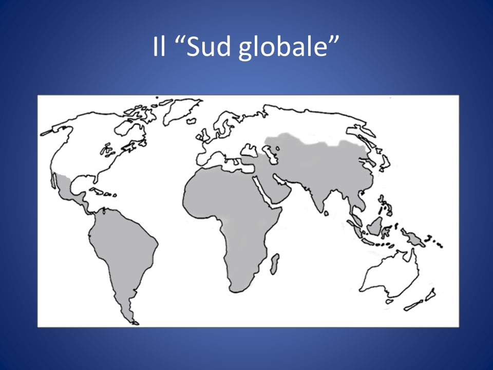 Il Sud globale