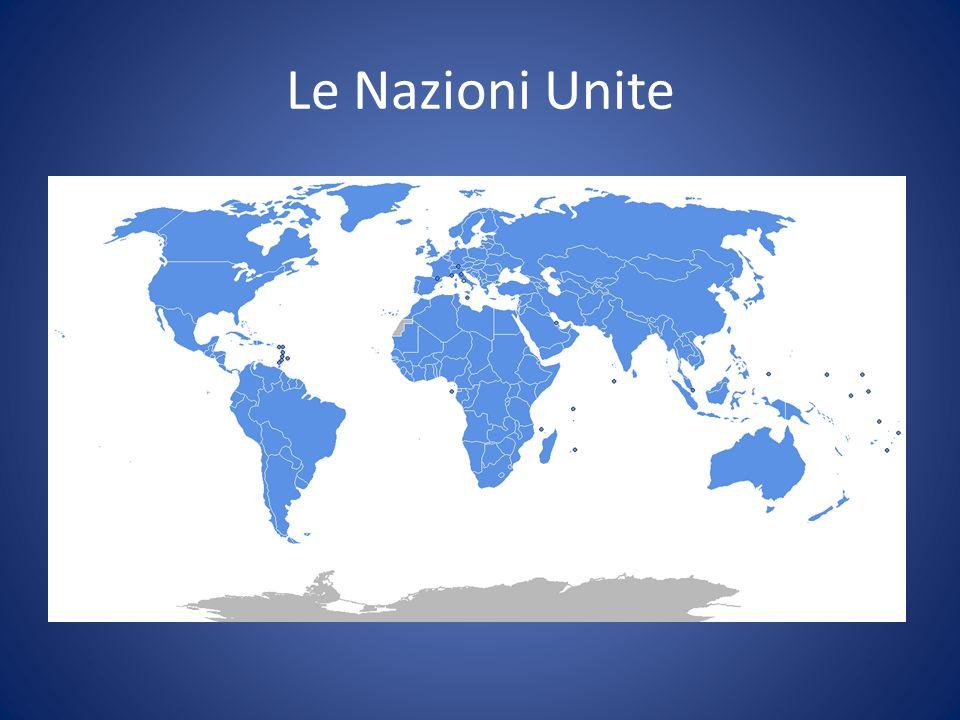 Le Nazioni Unite