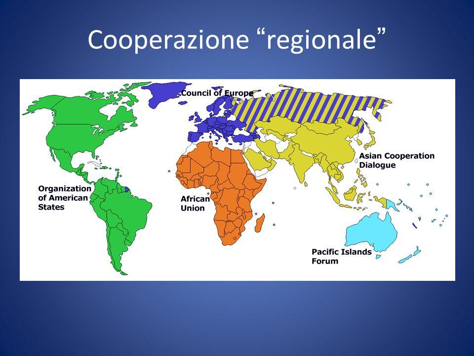 Cooperazione regionale