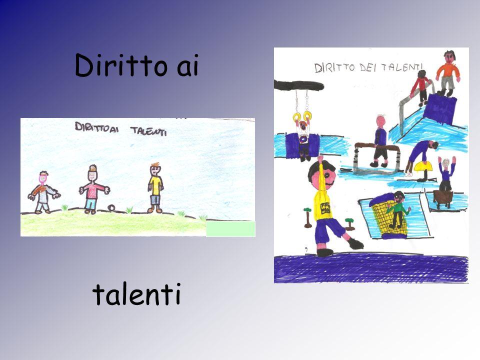 talenti Diritto ai