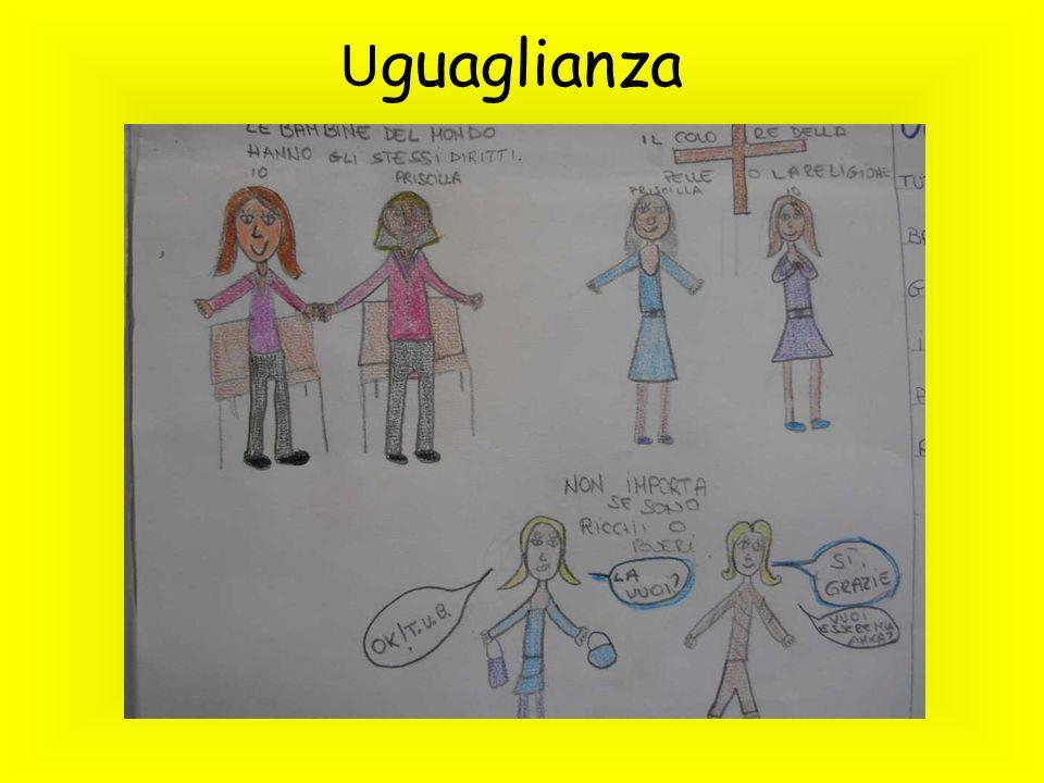 Articoli 7, 8 IDENTITÀ Ogni bambino/a ha diritto alla propria identità, cioè ad avere un nome che venga scritto all anagrafe e una nazionalità.