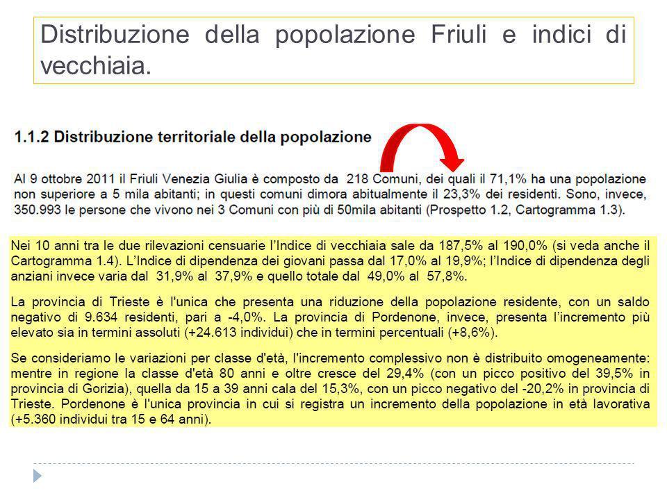 Una segnalazione specifica: la territorializzazione delle politiche familiari e giovanili - Provincia autonoma di Trento.