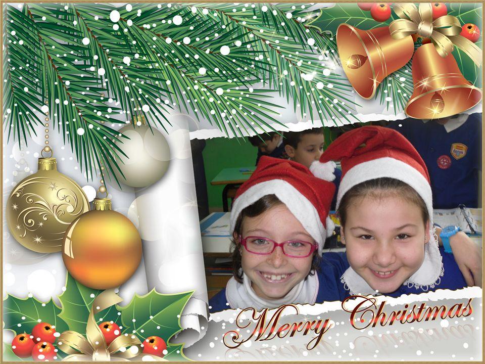 Il Natale mi piace, perché nasce Gesù Bambino che ha salvato il mondo e ha portato la pace allumanità.