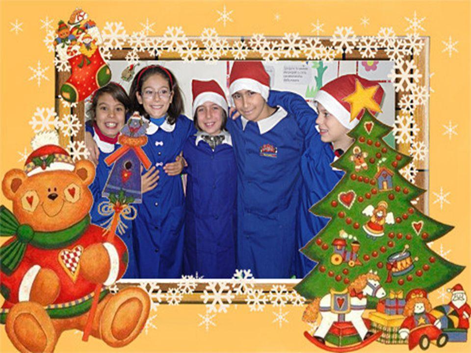Il Natale è la festa più bella perché nasce Gesù Bambino. Walter