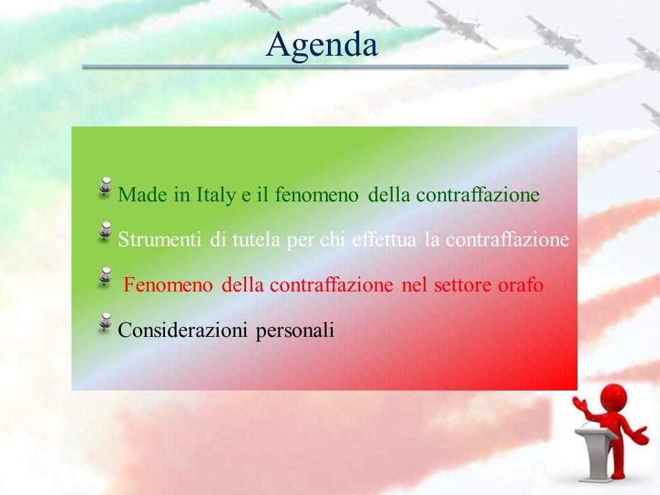 Made in Italy e la sua tutela Made in Italy, evoca non solo unindicazione geografica, ma anche un insieme di valori: qualità in cui si fondono tradizione, vocazioni originarie, territorio, innovazione, creatività, tecnologia, design.