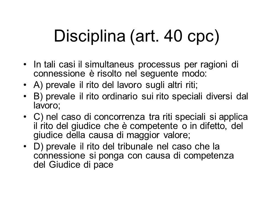 Disciplina (art.