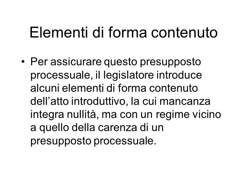 Effetti sostanziali della domanda (2) Si producono dalla domanda ma soltanto se viene accolta: sospensione della prescrizione (art.