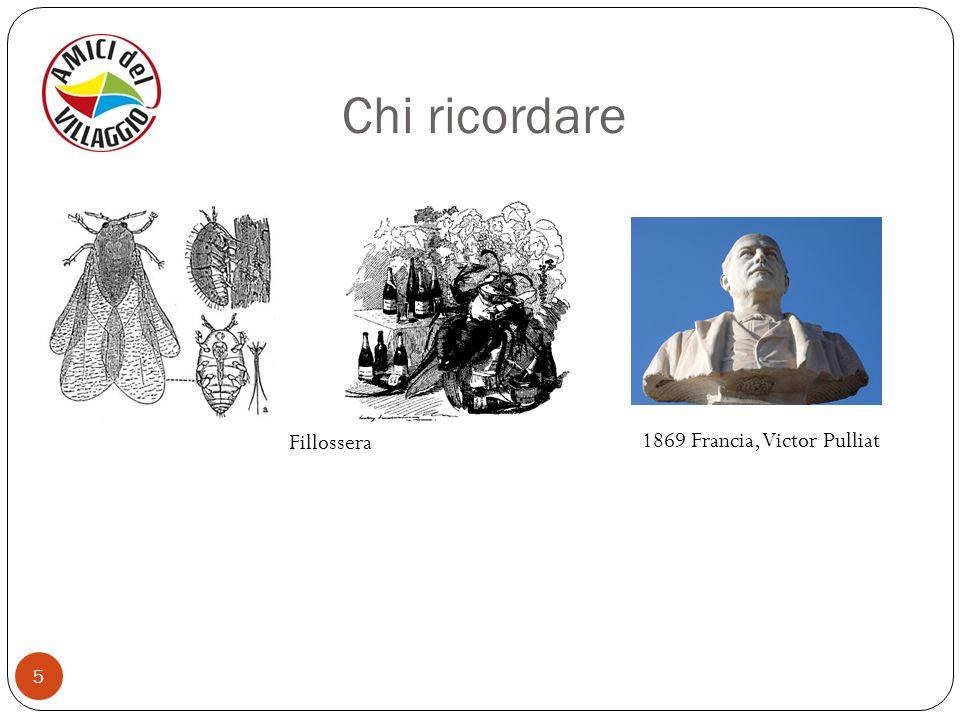 5 1869 Francia, Victor Pulliat Chi ricordare Fillossera