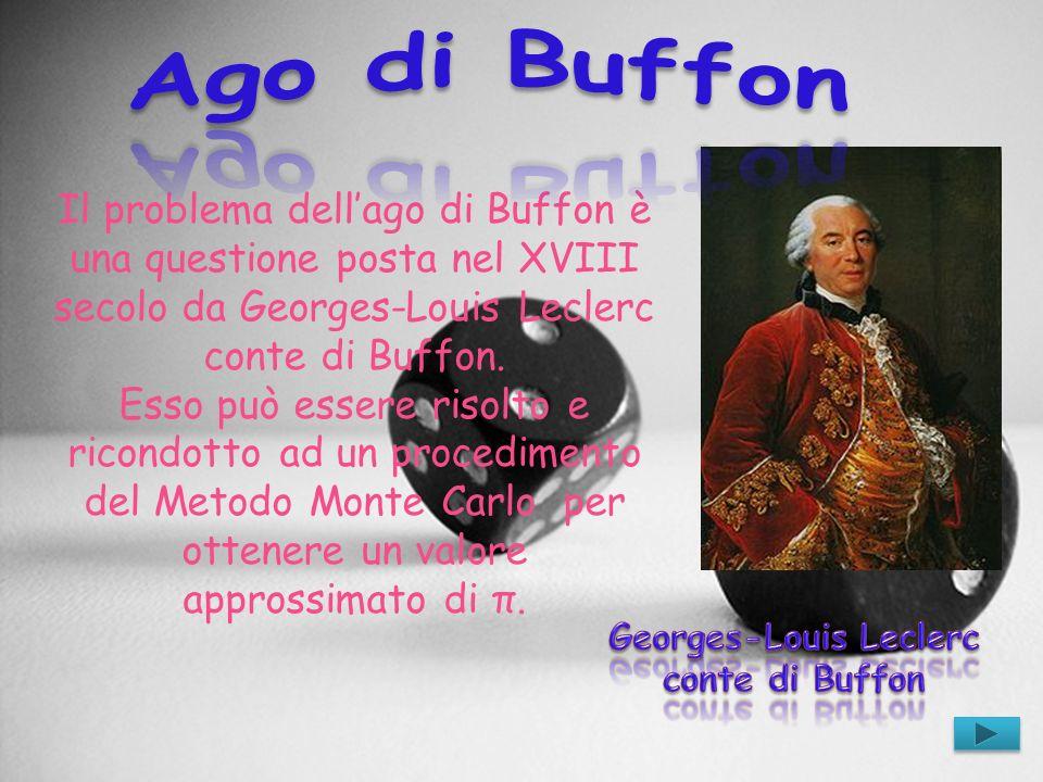 Il problema dellago di Buffon è una questione posta nel XVIII secolo da Georges-Louis Leclerc conte di Buffon. Esso può essere risolto e ricondotto ad