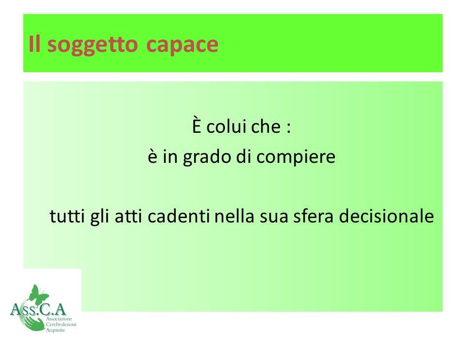 I COMPITI DELLA.d.S.Art. 410 C.c.