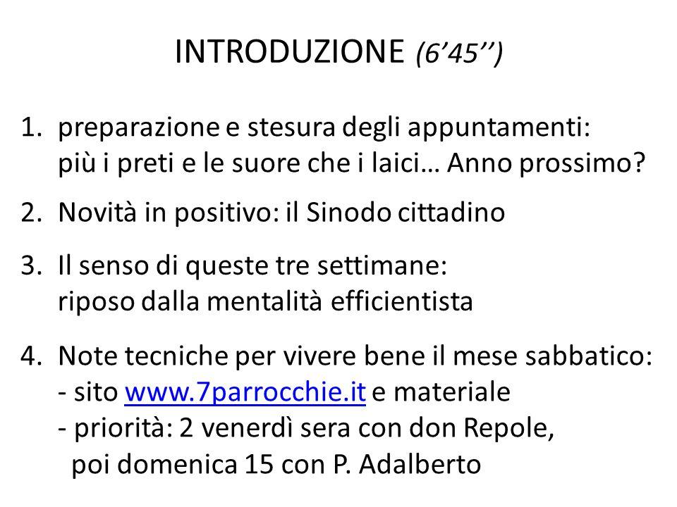 4.2 condizioni per ila com.past. II.Corretto rapp.