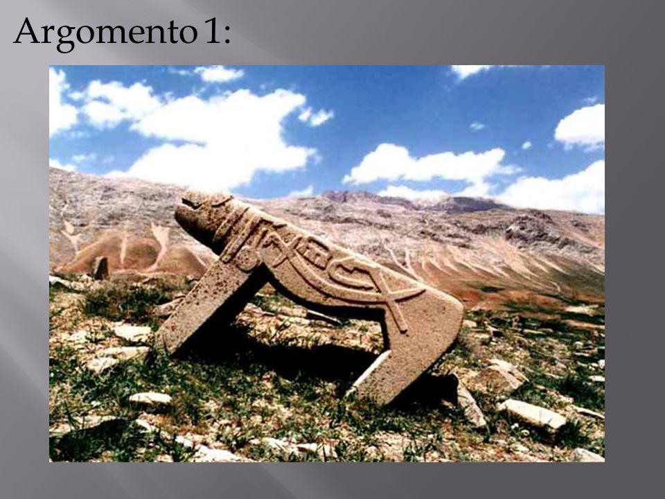 Argomento 1: