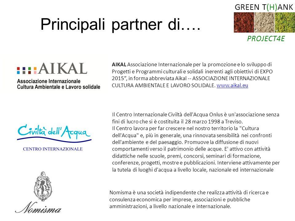 SINERGIE ( www.sinergie-italia.com)www.sinergie-italia.com Principali partner di….