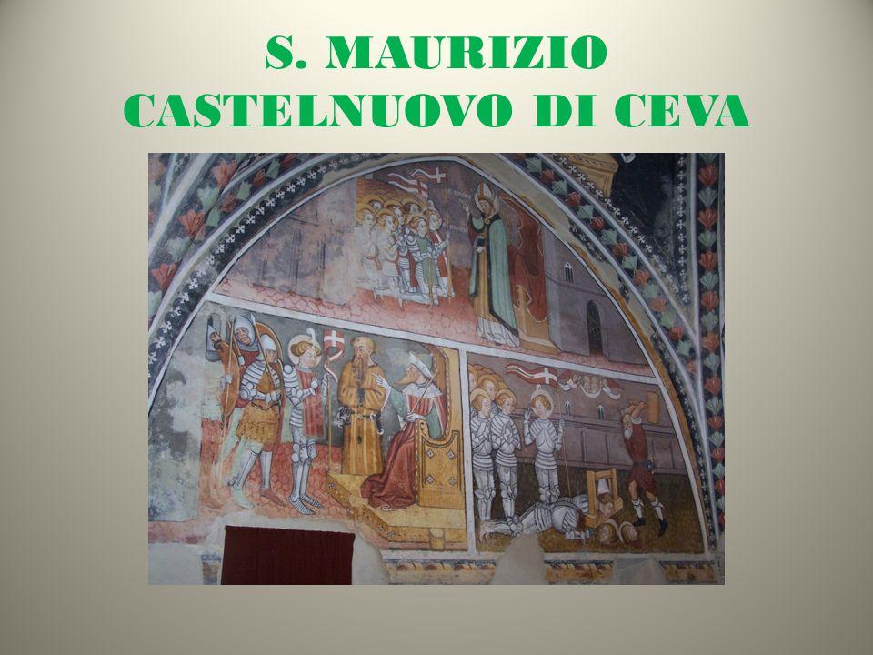 S. MAURIZIO CASTELNUOVO DI CEVA