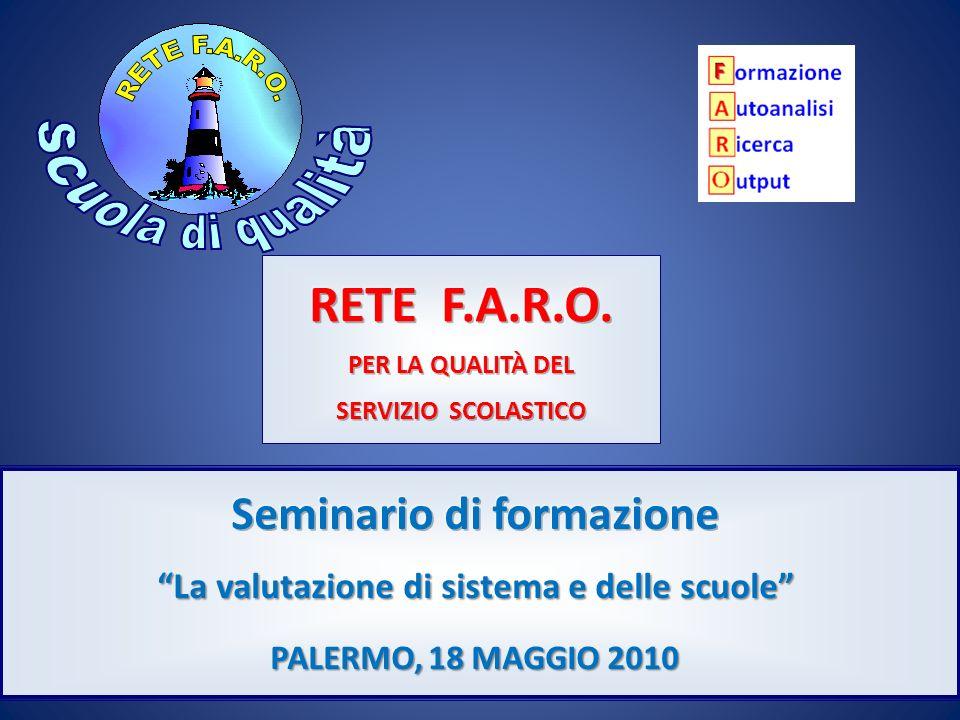 Analisi del Report di rete 2009 Salvatore Ferraro Unione Europea M.I.U.R