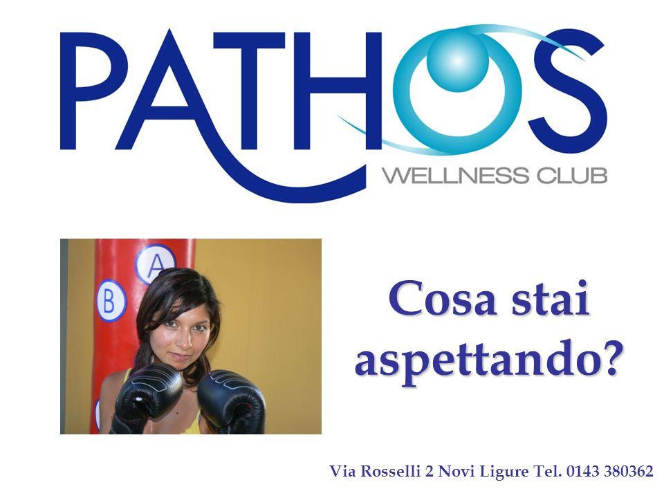 Cosa stai aspettando Via Rosselli 2 Novi Ligure Tel. 0143 380362