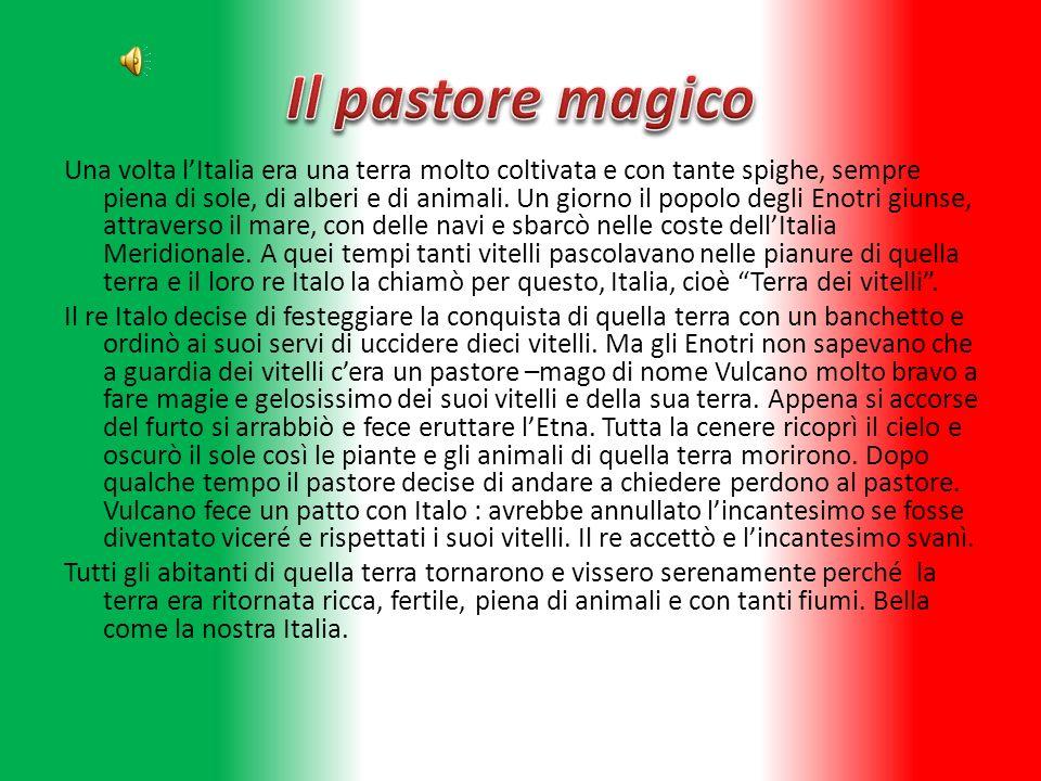 Brilla Ancora per Noi difendi i nostri Diritti di Italiani E insieme Rimarremo Ancorati alla nostra Terra Ridente Impareggiabile Colorata Orgogliosa e con tanta voglia di Lottare per Organizzare un futuro Radioso ed Entusiasmante