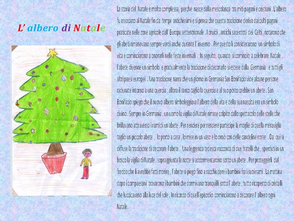 L albero di Natale