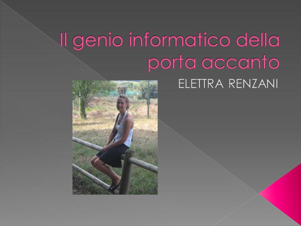 Nome: Elettra Renzani, Luogo di nascita: Vigevano, Data di nascita: 18 maggio 1987, Professione: impiegata.