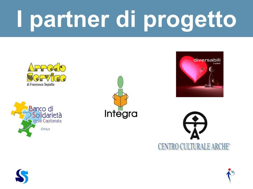 Onlus I partner di progetto