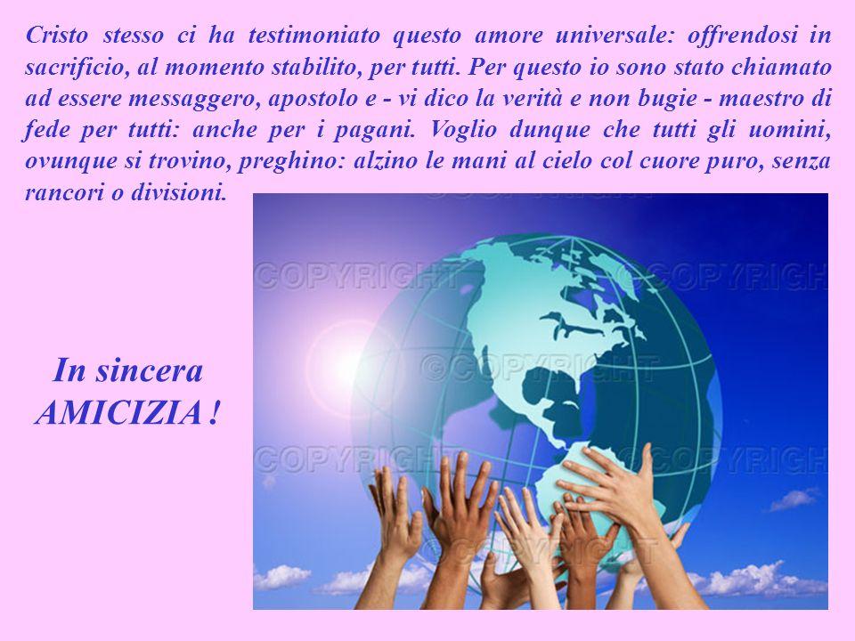 Sottofomdo musicale: LAMICO E Buona Domenica da Antonio Di Lieto (www.bellanotizia.it) Ora che hai ascoltato la Mia Parola, rispondimi … Per approfondire la bellanotizia premi qui F I N E