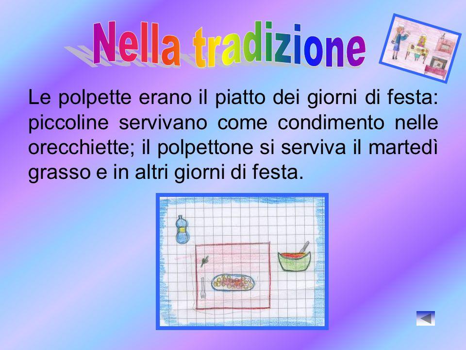 Ingredienti: g. 100 di formaggio 1 uovo pane grattugiato Sale Pepe Aglio Prezzemolo tritatoProcedimento: Si impastano uova, formaggio, pane, prezzemol