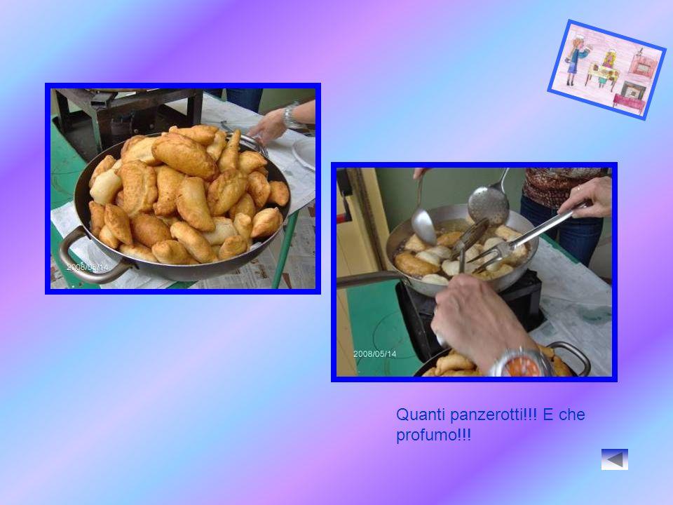 Quante deliziose polpette abbiamo fatto, fritto e … mangiato. MMMMMM!!!!!!!!!!!