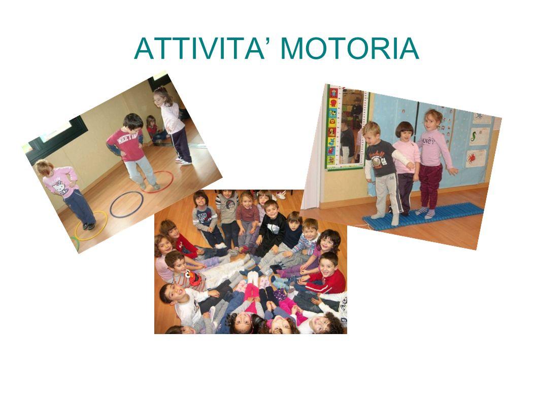 ATTIVITA MOTORIA