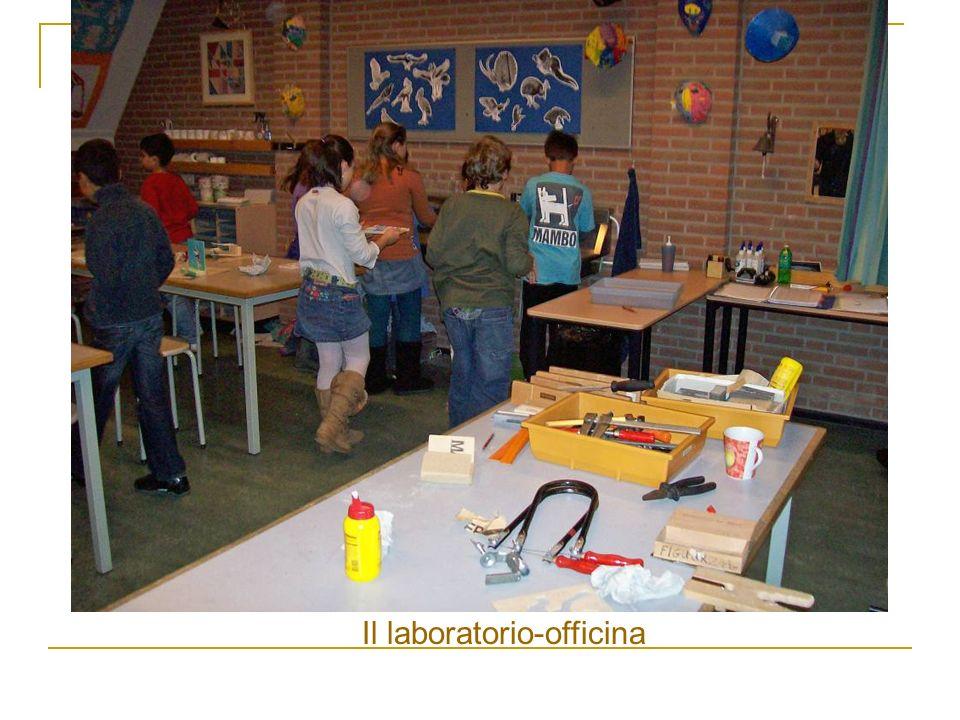 Il laboratorio-officina