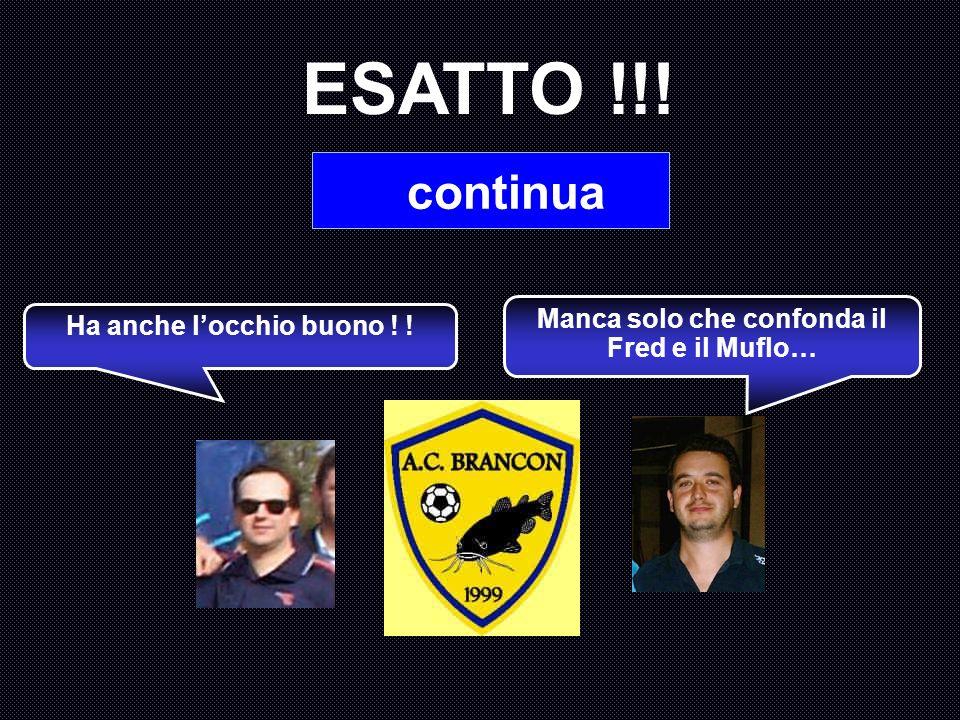 Chi è il giocatore in alto a destra nella foto ? A : Luca Cavicchioli B : Luca Morelato C : Mimmo di Carlo D : Gianluca Vialli Ora passiamo alla terza