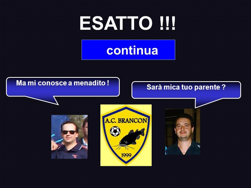 Di che segno zodiacale è il Presidente del Brancon, Livio Muraroli ? A : Acquario B : Pesci C : Capricorno D : Toro Sandro Piccinini ? Non va ? Sciabo