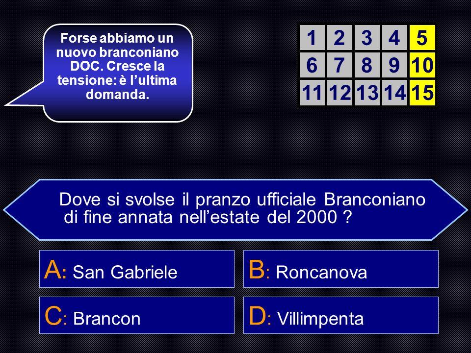ESATTO !!! Per me diventa Branconiano DOC ! Pierino Fanna, che gol al Napoli. Me lo sogno ancora ! continua